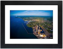 Aerial view - City of Oswego