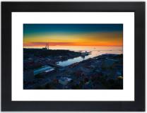 Port City Sunset