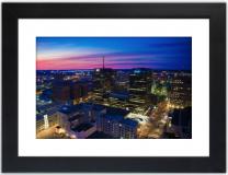 Downtown Syracuse Twilight
