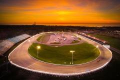 Oswego Speedway Twilight