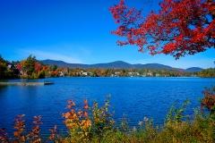 Mirror Lake - Lake Placid