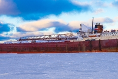 American Fortitude at Port of Oswego