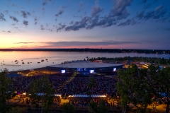 Lakeview Amphitheater - Dave Matthews Concert (View 2)