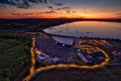 Lakeview Amphitheater - Dave Matthews Concert (View 1)